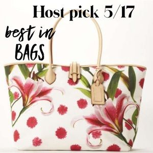 🎈HP🎈Dooney and Bourke Lillie's tote